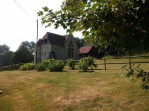 Chapelle de Flainville _ Le Bourg-Dun